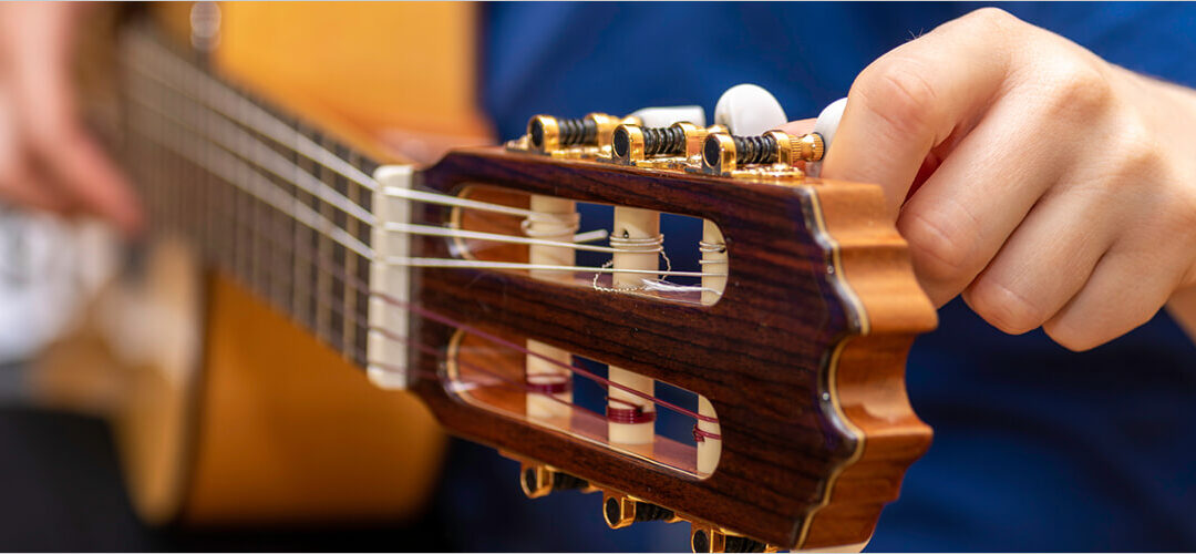 Strings Instruments Tuning