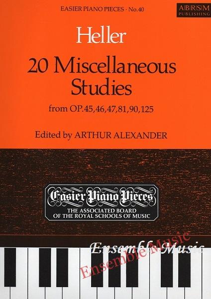 20 miscellaneous studies 1
