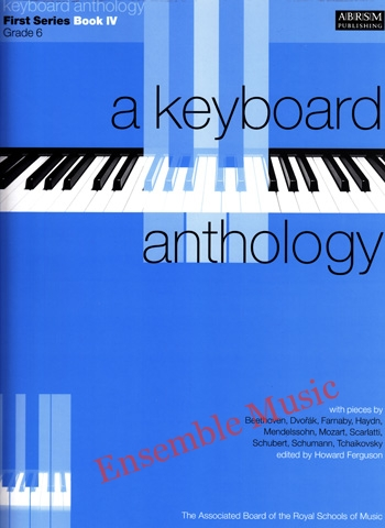 A Keyboard Anthology First Series Bk IV Gr 6