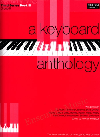 A Keyboard Anthology Third Series Book III Gr 5 1