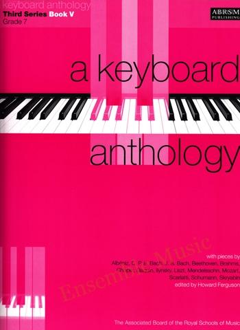 A Keyboard Anthology Third Series Book V Gr 7