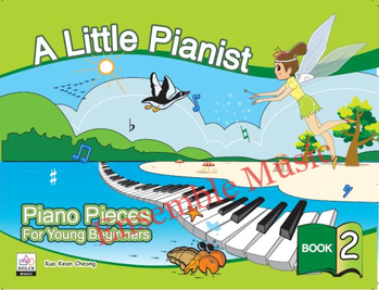 A Little Pianist For young Beginners Book 2