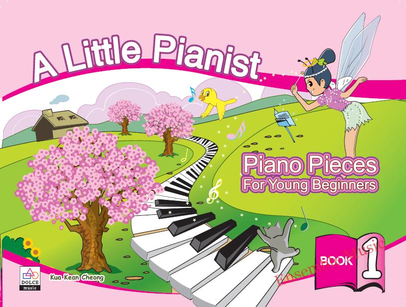 A Little pianist book1