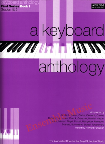 A keyboard anthology book 1 grade 1 and 2