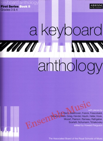 A keyboard anthology first series book 2 grade 3 and 4