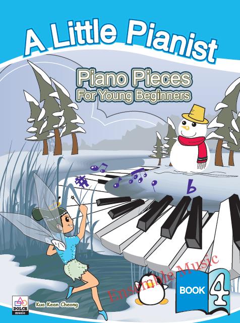 A little pianist book 4