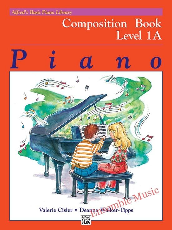 ABPL Composition book level 1a