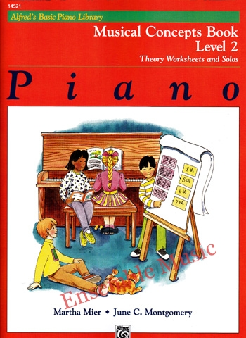 ABPL Musical concepts book level 2