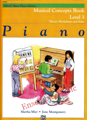 ABPL Musical concepts book level 3