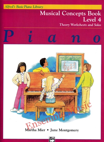 ABPL Musical concepts book level 4