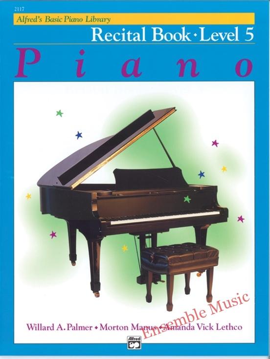 ABPL Recital book level 5