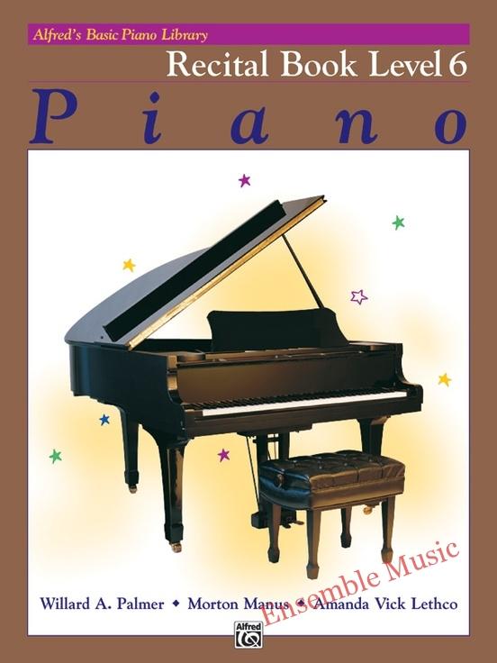 ABPL Recital book level 6