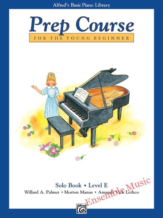 ABPL prep course for the young beginner solo book level E
