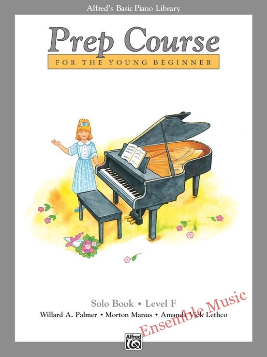 ABPL prep course for the young beginner solo book level F