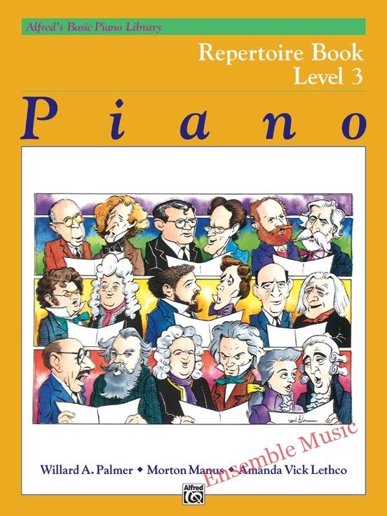 ABPL repertoire book level 3