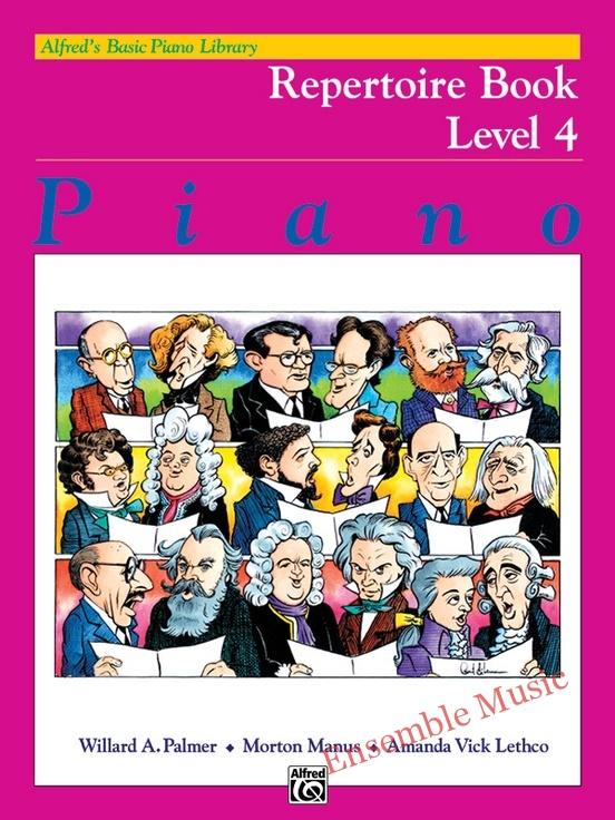 ABPL repertoire book level 4