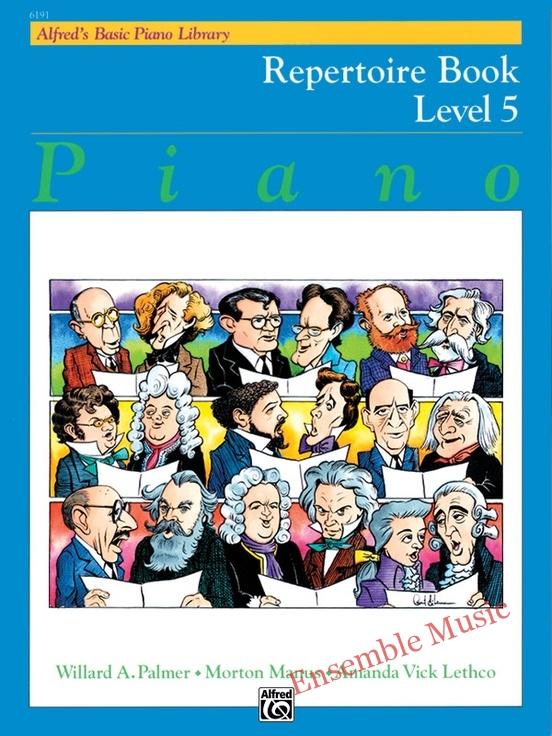 ABPL repertoire book level 5
