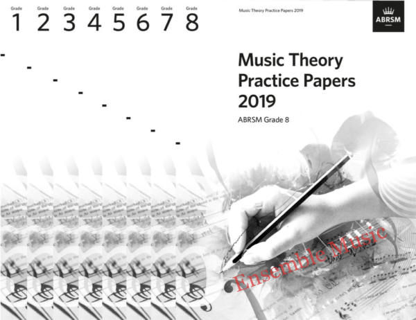 ABRSM 2019 Theory Papers