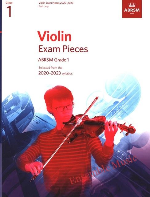 ABRSM Violin Exam Pieces Grade 1 2020 book