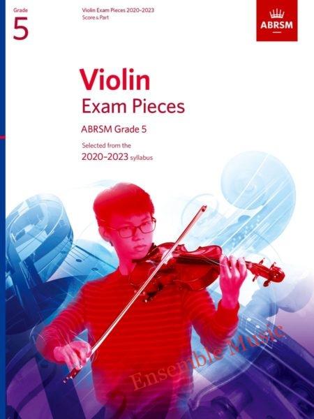 ABRSM Violin Exam Pieces Grade 5 2020
