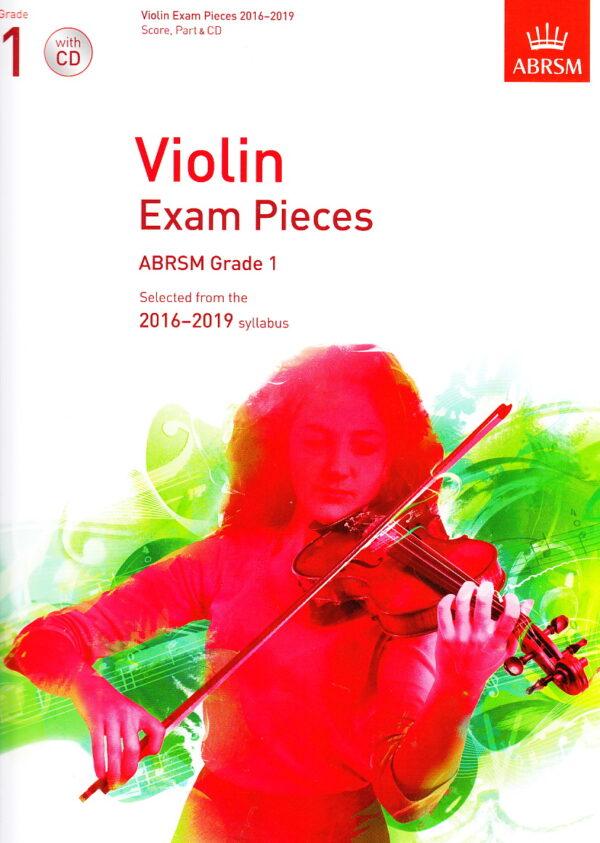 ABRSM violin gr1 CD