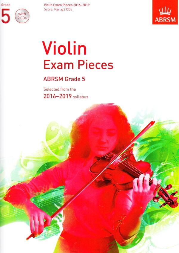 ABRSM violin grade 5 CD