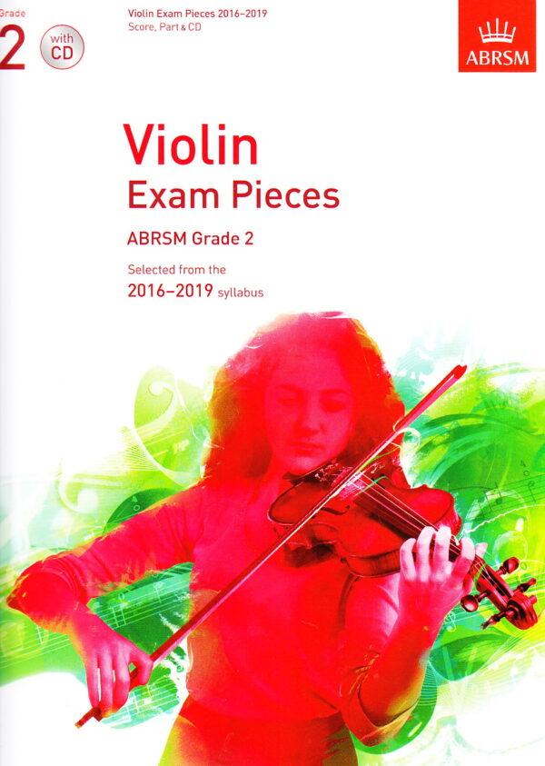 ABRSM violin grade2 CD