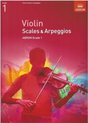ABRSM ViolinScales1 2017