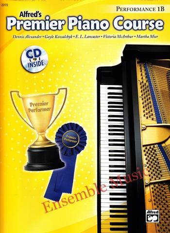 APPC Performance 1B CD