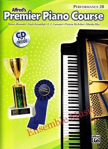 APPC Performance 2B CD