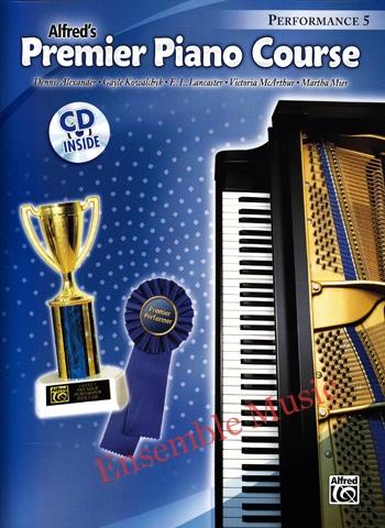 APPC Performance 5 CD