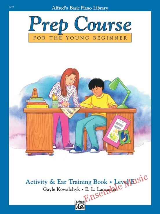Activity Ear Training Book level E