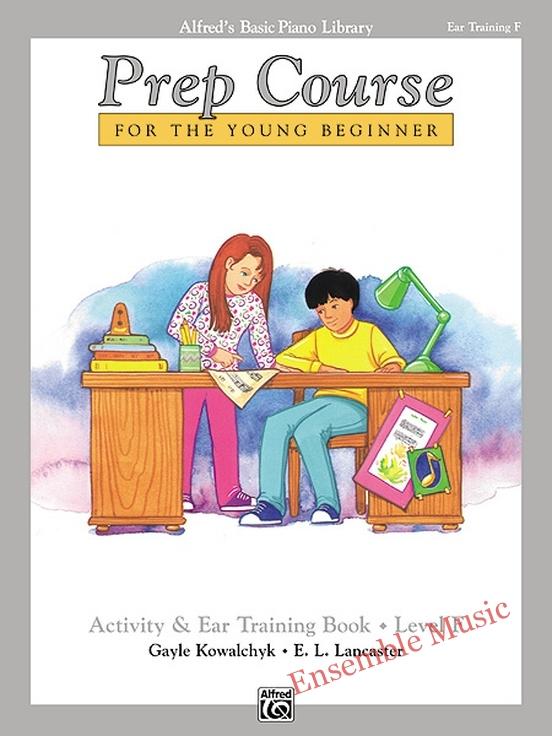 Activity Ear Training Book level F