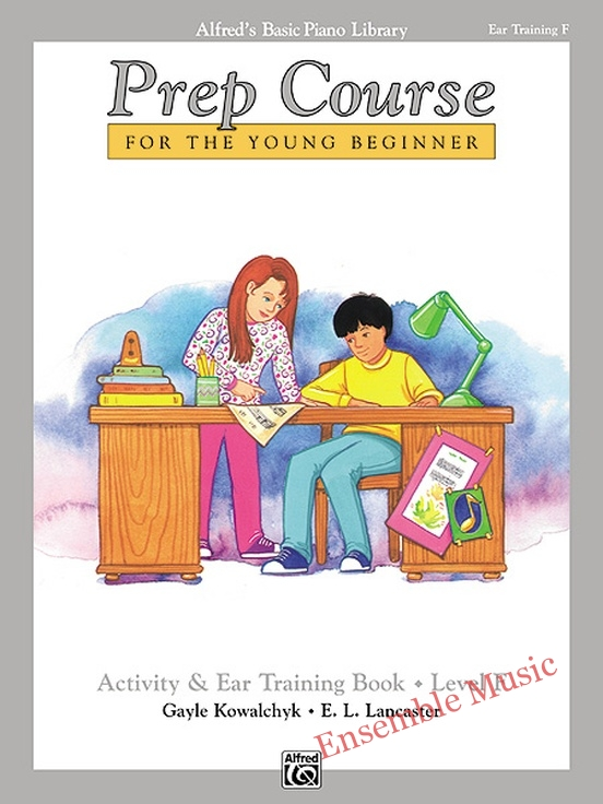 Activity Ear Training Book level F