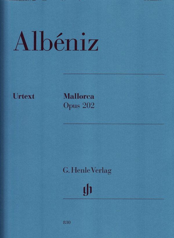 Albeniz Mallorca Opus 202