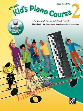 Alfreds Kids Piano Course 2 1