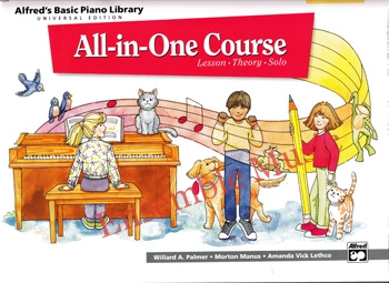 All in One Course for Children Book 1