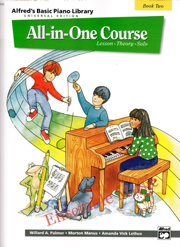 All in One Course for Children Book 2