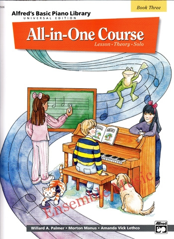 All in One Course for Children Book 3