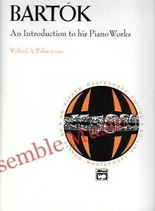An introduction to his piano works Bartok