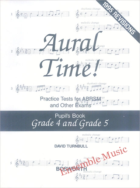 Aural Time grade 4 and 5