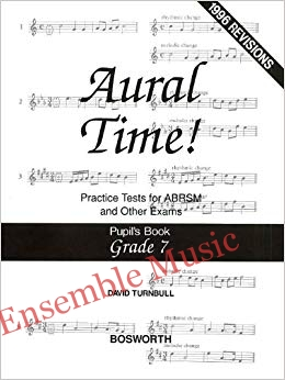 Aural Time grade 7