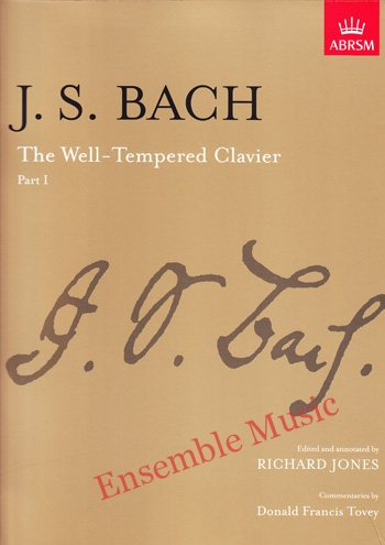 Bach The Well Tempered Clavier Part 1