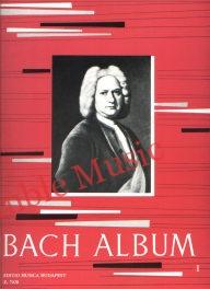 Bach album 1