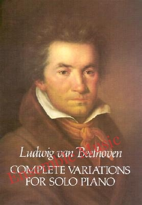 Beethoven Complete variations for solo piano