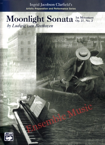 Beethoven Moonlight Sonata 1st Movement