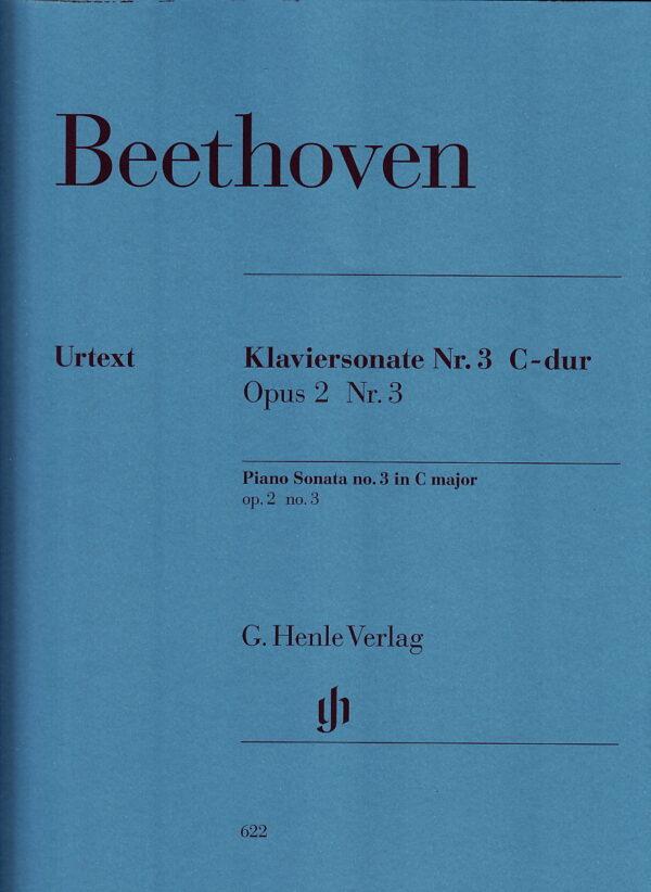 Beethoven Piano Sonata No. 3 in C major Op. 2 No. 3