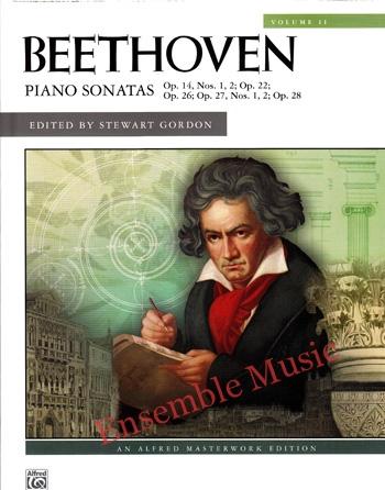 Beethoven Piano Sonatas Vol 2 Op. 14 Op. 22 Op. 26 Op. 27 Op. 28