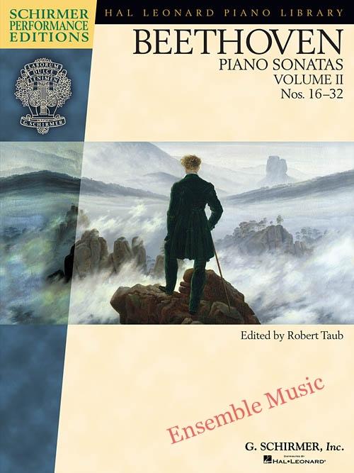 Beethoven Pianos Sonatas Volume II Nos. 16 32