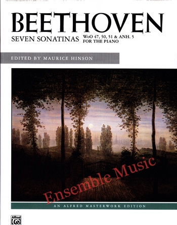 Beethoven Seven Sonatinas